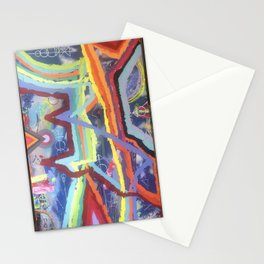Third Time Realized.  Stationery Cards