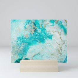 "Tides of Change | ""Sand Bar"" (1) Mini Art Print"