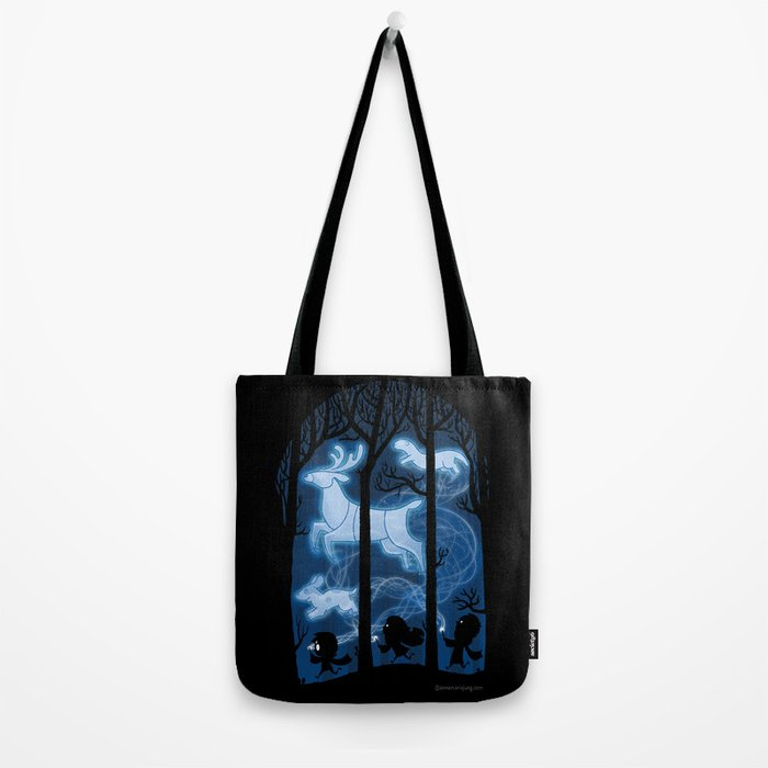 Race of the Patronuses Tote Bag