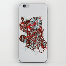 FIX TRIP ~ GREY iPhone & iPod Skin