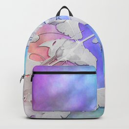 Ginkgo bough Backpack