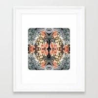 fancy Framed Art Prints featuring Fancy by Ella Kirk
