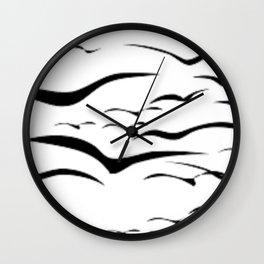 Birds do Fly Wall Clock