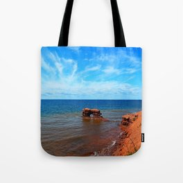 Sandstone holy rock Tote Bag