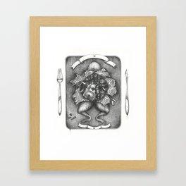X.XIII Framed Art Print
