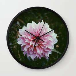 In the Eye of the Flower Wall Clock