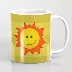 Smiling Happy Sun Mug