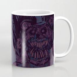 Nightmare Fredbear Coffee Mug