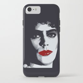 I'm just a sweet transvestite, from Transsexual Transylvania! iPhone Case