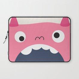 pink monster Laptop Sleeve