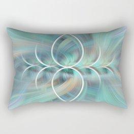 Sigh of Bliss Rectangular Pillow