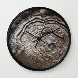 Stromatolites Wall Clock