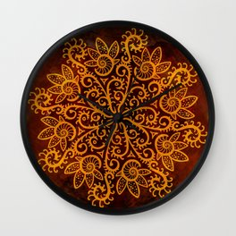 Motivo Wall Clock