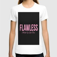flawless T-shirts featuring Flawless by LuxuryLivingNYC