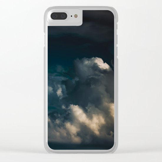 If You Come Back  Clear iPhone Case