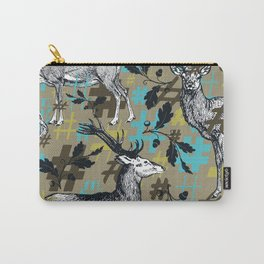 Hashtag Stag #1 Carry-All Pouch