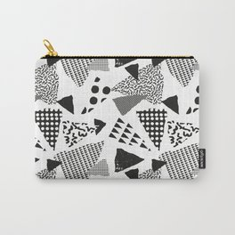 Geometric in Memphis Carry-All Pouch