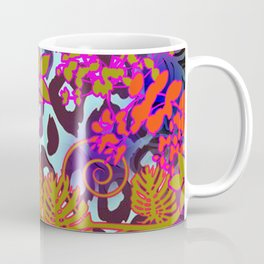 Tropical Lights Orchestra Coffee Mug