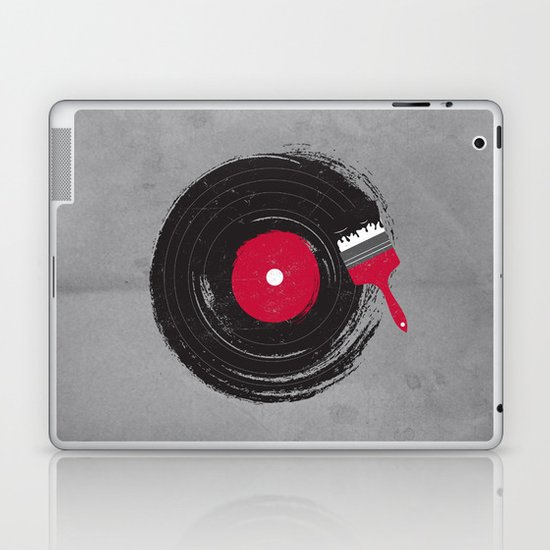 Art of Music Laptop & iPad Skin