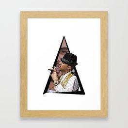 FrenchMotana Framed Art Print