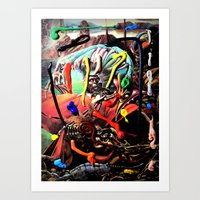 Vortex (2013) Art Print