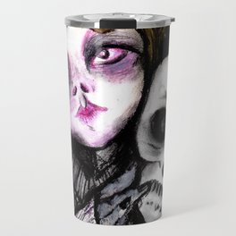 Melancholic Travel Mug