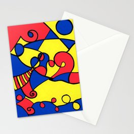 Print #12 Stationery Cards