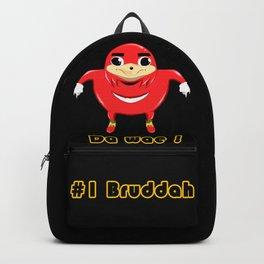 Uganda Knuckles Backpack