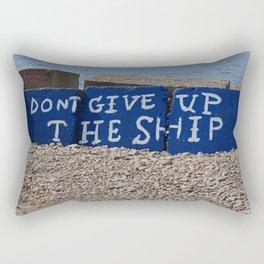 Put-in Bay Shoreline II Rectangular Pillow