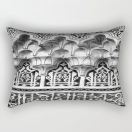 Somewhere in This City Rectangular Pillow