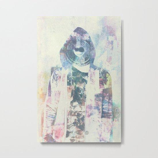 Kenny Dub Metal Print