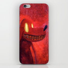 Zombie Dog iPhone Skin