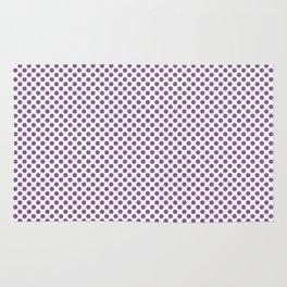Dewberry Polka Dots Rug