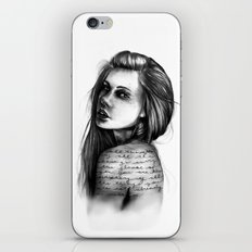 Periphery // Illustration by Hayley Wright iPhone & iPod Skin
