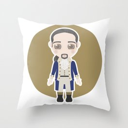 Hamilton Throw Pillow