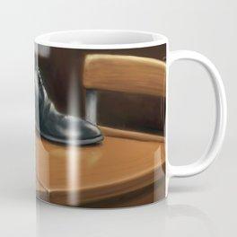 O Captain, my Captain Coffee Mug