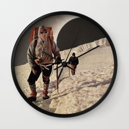 Expedition Wall Clock