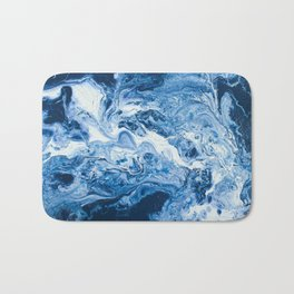 Comes In Waves Bath Mat