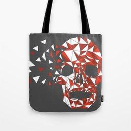 Triskull Tote Bag