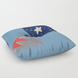 Dream Big Floor Pillow