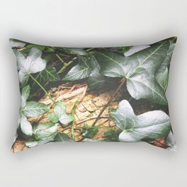 Leaf Carpet Rectangular Pillow
