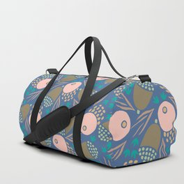 November Born - acorn pattern Duffle Bag