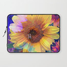 Summer's Sweetest Sunflowers Laptop Sleeve