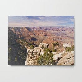 Grand View Point Metal Print