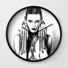 asc 801 - Les coeurs trophées (Doom is in the heart) Wall Clock