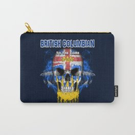 To The Core Collection: British Columbia Carry-All Pouch