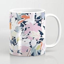 floral leaves Coffee Mug