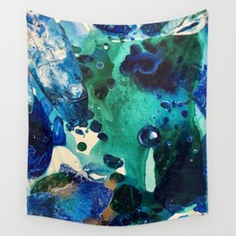 The Wonders of the World, Tiny World Collection Wall Tapestry