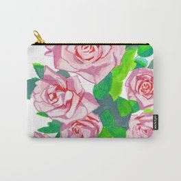 Rose cluster Carry-All Pouch