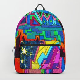 Fortress of Solitude Backpack